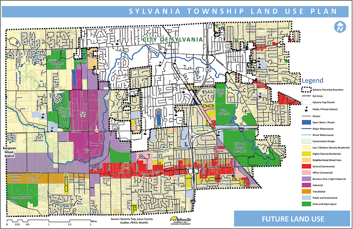 Reveille_Sylvania_Township_Land_Use_Plan